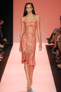 herve leger by max azira spring 2015 new york fashion week