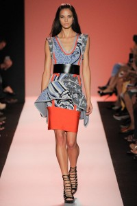 herve leger kimono spring 2015_new york fashion week